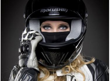 Как правильно надевать мотошлем?
