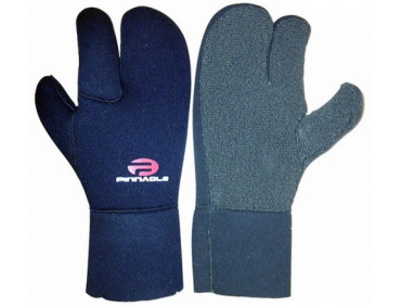 Перчатки Pinnacle Spearfishing Kevlar Gloves 7mm PN465