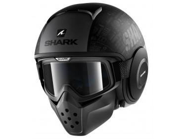 Мотошлем Shark Drak Tribute Rm Matt XL