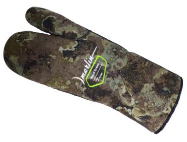 Перчатки для дайвинга Marlin Nord трехпалые 7mm