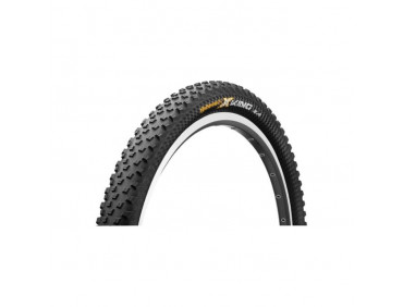 continental Велопокрышка Continental x-King Rs 27.5x2.20 Black