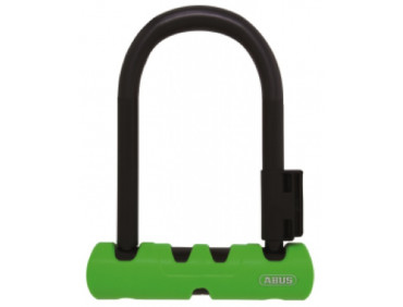 Велозамок Abus 410/150HB140+SH34 Ultra Mini Green