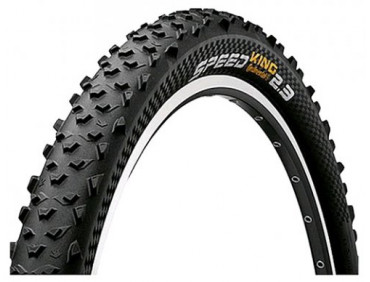continental Велопокрышка Continental Speed King Old 26x2,3 Black