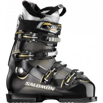 лыжные ботинки salomon фото