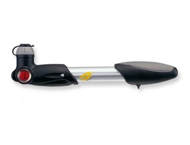 Мининасос Giyo GP-23 AV,FV качает в 2 стороны Alu Grey