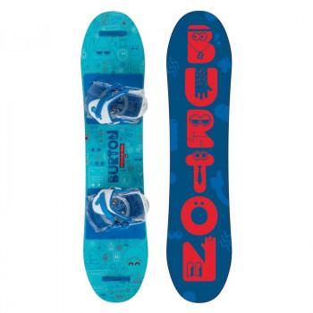 Сноуборд с креплениями детский Burton After School SPE 19 100 SPE 19 80 f26399af695