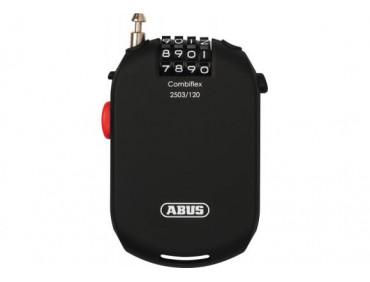 Велозамок Abus 2503/120 C/SB Combiflex Black
